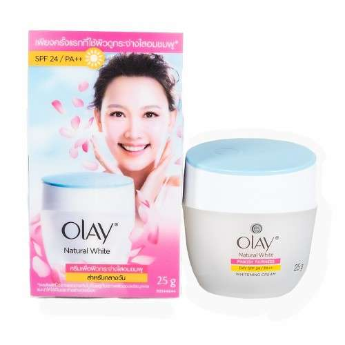 ครีมหน้าใส Olay Natural White Pinkish Fairness
